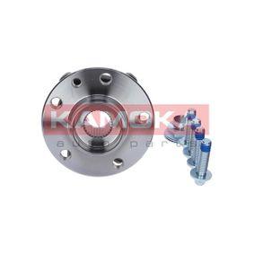 Radlagersatz KAMOKA Art.No - 5500151 OEM: 50706067 für FIAT, ALFA ROMEO kaufen