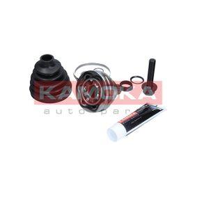 Gelenksatz, Antriebswelle KAMOKA Art.No - 7274 OEM: 1K0498099B für VW, AUDI, SKODA, SEAT, PORSCHE kaufen