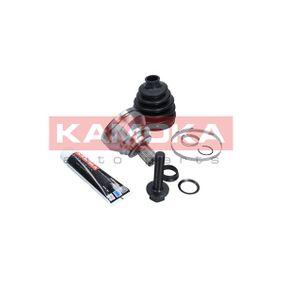 KAMOKA Gelenksatz, Antriebswelle 1K0498099B für VW, AUDI, SKODA, SEAT, PORSCHE bestellen