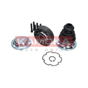 Gelenksatz, Antriebswelle KAMOKA Art.No - 8738 OEM: 701498103A für VW, AUDI, SKODA, SEAT, PORSCHE kaufen