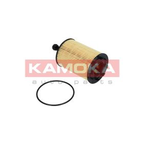 F100901 Motorölfilter KAMOKA für VW TOURAN 1.9 TDI 100 PS zu niedrigem Preis