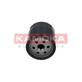 Filtre à huile KAMOKA Art.No - F102301 OEM: 5020700025 pour VOLKSWAGEN, AUDI, SEAT, HONDA, SKODA récuperer