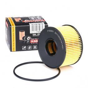 KAMOKA Nebelscheinwerfer Einzelteile F103001