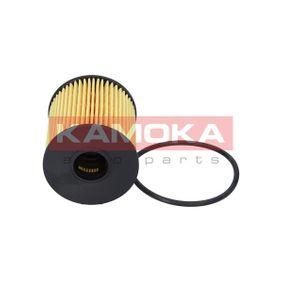 KAMOKA Filtro recirculación de gases (F103401)
