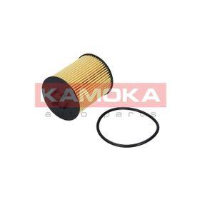 Ölfilter KAMOKA Art.No - F105601 OEM: 5650316 für OPEL, SAAB, DAEWOO, VAUXHALL kaufen