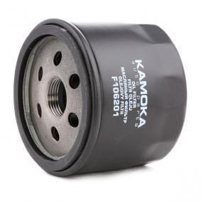 KAMOKA F106201 Ölfilter OEM - 1651084A11000 SUZUKI, TOFAS günstig
