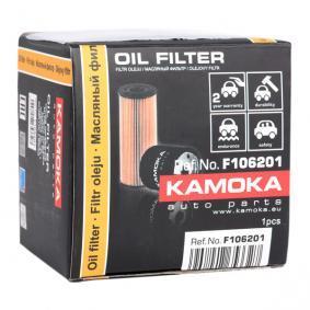 KAMOKA RENAULT TWINGO Ölfilter (F106201)