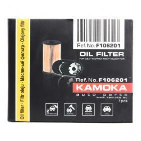 Ölfilter KAMOKA (F106201) für RENAULT TWINGO Preise