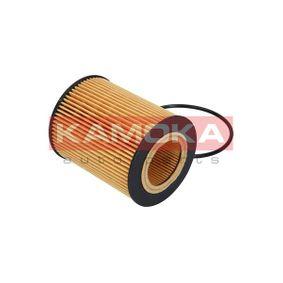 Beliebte Motorölfilter KAMOKA F107201 für BMW 5er 525 i 192 PS