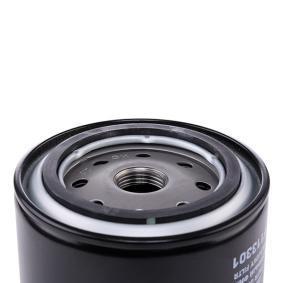 KAMOKA Filtro recirculación de gases (F113301)