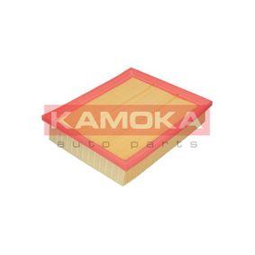 Beliebte Motorluftfilter KAMOKA F200401 für VW GOLF 1.6 100 PS