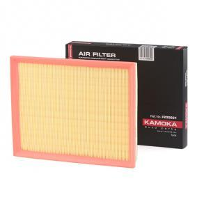 Въздушен филтър KAMOKA Art.No - F200601 OEM: 91155714 за OPEL, CHEVROLET, DAEWOO, VAUXHALL, GMC купете