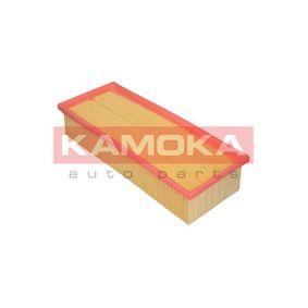 Luftfilter KAMOKA Art.No - F201201 OEM: 1K0129620D für VW, AUDI, SKODA, SEAT, PORSCHE kaufen