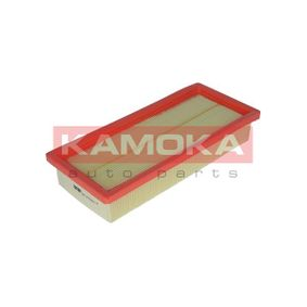 Air filter KAMOKA (F204601) for FIAT PANDA Prices