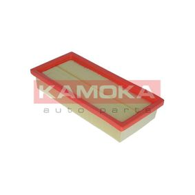 Air filter (F204601) producer KAMOKA for FIAT PANDA (169) year of manufacture 09/2003, 60 HP Online Shop
