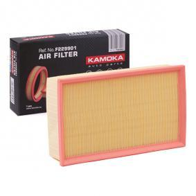 Luftfilter KAMOKA Art.No - F229901 OEM: 5Q0129620B für VW, AUDI, SKODA, SEAT, PORSCHE kaufen
