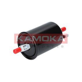 Aveo / Kalos Hatchback (T250, T255) KAMOKA Filtro de combustible F314601