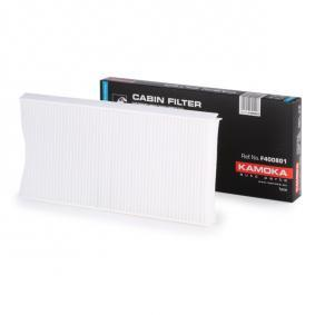 Filter, Innenraumluft KAMOKA Art.No - F400801 OEM: 1062253 für OPEL, FORD kaufen