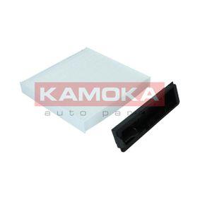 Innenraumfilter (F401901) hertseller KAMOKA für RENAULT TWINGO II (CN0_) ab Baujahr 03.2007, 58 PS Online-Shop