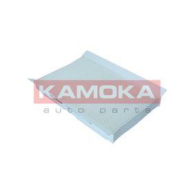 KAMOKA Filtro aire habitáculo F402201