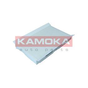 Filtro de habitáculo KAMOKA (F402201) para PEUGEOT 307 precios