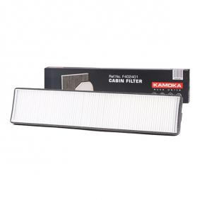 Filter, Innenraumluft KAMOKA Art.No - F402401 OEM: 7180932 für OPEL, FORD kaufen