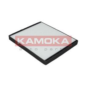 Filtro habitáculo F411001 KAMOKA