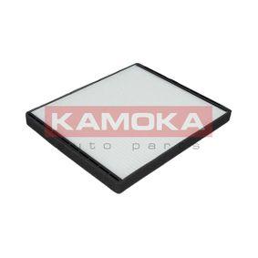 Aveo / Kalos Hatchback (T250, T255) KAMOKA Filtro antipolen F411001