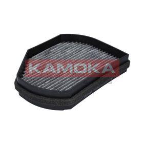 Filter, Innenraumluft KAMOKA Art.No - F500601 OEM: 2108300818 für MERCEDES-BENZ, SMART, CHRYSLER kaufen