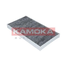 KAMOKA Filter, Innenraumluft 60653641 für FIAT, DACIA, ALFA ROMEO, CHRYSLER, LAND ROVER bestellen