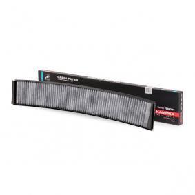 Filter, Innenraumluft KAMOKA Art.No - F504301 OEM: 64319216590 für BMW, AUDI, MAZDA, MINI, ALPINA kaufen
