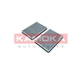 Innenraumfilter KAMOKA (F505701) für BMW 5er Preise