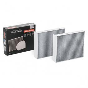 Filter, Innenraumluft KAMOKA Art.No - F508401 OEM: 64119163329 für MERCEDES-BENZ, BMW, AUDI, MINI, ALPINA kaufen