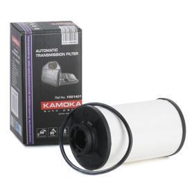 KAMOKA Sada hydraulickeho filtru, automaticka prevodovka F601401
