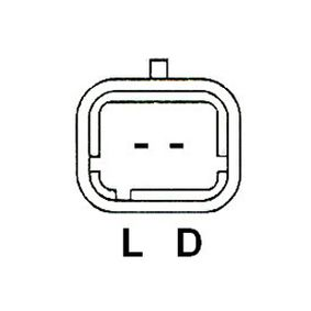 Drehstromgenerator LRA02114 LUCAS ELECTRICAL