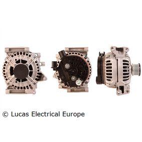 Generator LUCAS ELECTRICAL Art.No - LRA02250 OEM: 0121549802 für MERCEDES-BENZ, SMART kaufen