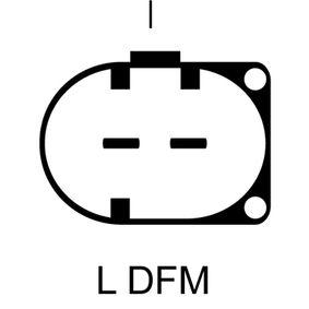 LUCAS ELECTRICAL Generator 0121549802 für MERCEDES-BENZ, SMART bestellen