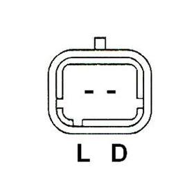 LUCAS ELECTRICAL Generator 71733552 für FIAT, PEUGEOT, SUZUKI, ALFA ROMEO, LANCIA bestellen