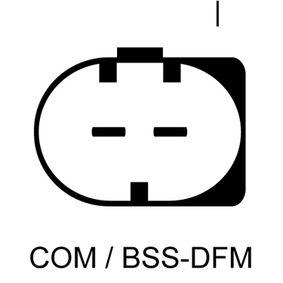 LUCAS ELECTRICAL Generator 0141540702 für MERCEDES-BENZ bestellen