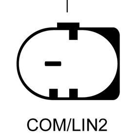 Generator LUCAS ELECTRICAL Art.No - LRA03053 OEM: Y40518300 für FORD, MAZDA kaufen