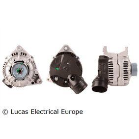 LUCAS ELECTRICAL Generator LRB00372 für AUDI 80 2.8 quattro 174 PS kaufen