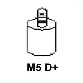 AUDI 80 2.8 quattro 174 PS ab Baujahr 09.1991 - Generator (LRB00372) LUCAS ELECTRICAL Shop