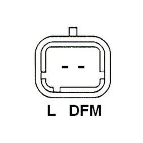 Drehstromgenerator LRB00449 LUCAS ELECTRICAL
