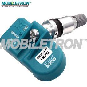 Reifendruck Kontrollsystem (TX-S001) hertseller MOBILETRON für BMW 3 Limousine (E46) ab Baujahr 04.1998, 136 PS Online-Shop
