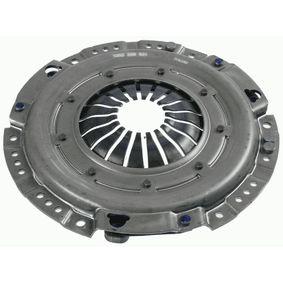 Kupplungsdruckplatte SACHS Art.No - 3082 260 031 OEM: 90444591 für OPEL, VAUXHALL, PLYMOUTH kaufen