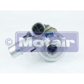 MOTAIR Lader, ladesystem Turbolader 334134 af original kvalitet