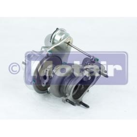 MOTAIR Lader, ladesystem Turbolader 334134 ekspertviden