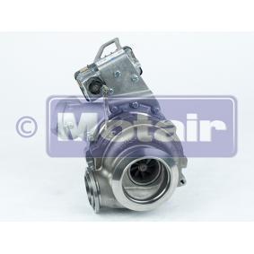 Turbocompresor y Piezas (335943) fabricante MOTAIR para BMW X5 3.0 d 235 CV año de fabricación 02.2007 beneficioso