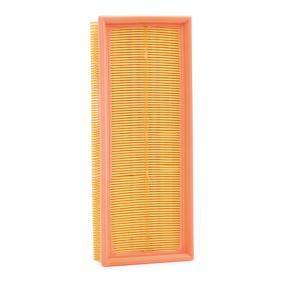 AUDI COUPE 2.3 quattro 134 PS ab Baujahr 05.1990 - Luftfilter (A781) PURFLUX Shop