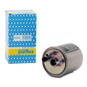 TWINGO II (CN0_) PURFLUX Dieselfilter FCS752